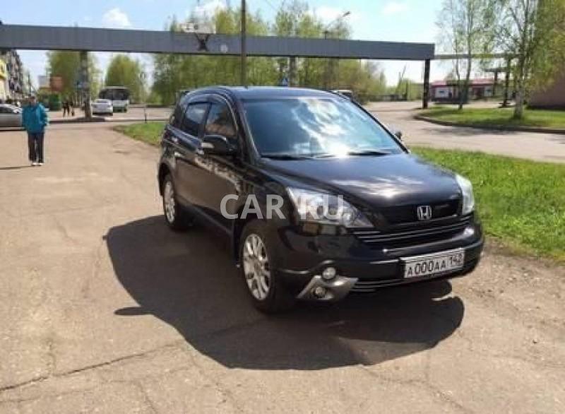 Honda CR-V, Анжеро-Судженск