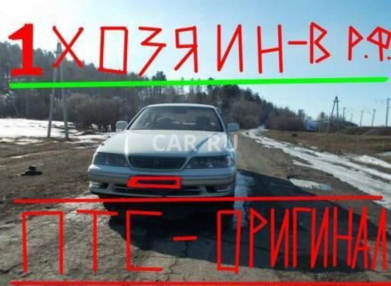 Toyota Mark II, Бабушкин