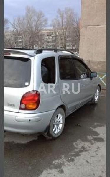 Toyota Corolla Spacio, Абакан
