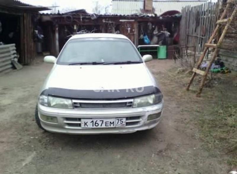 Toyota Carina, Акша