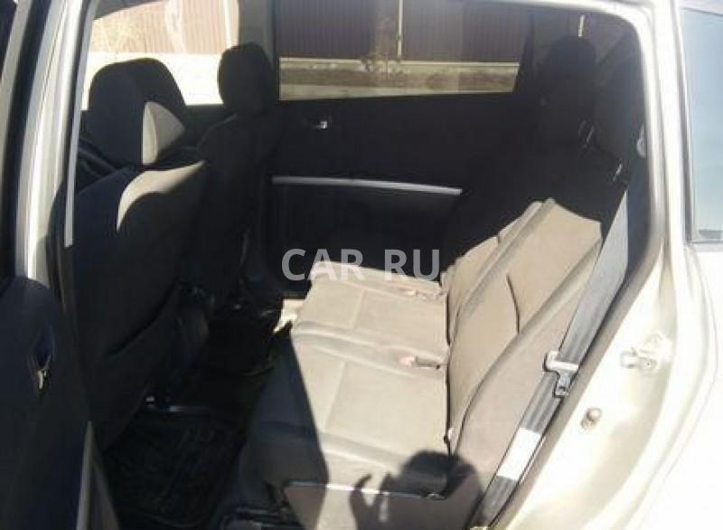 Toyota Corolla Verso, Абакан
