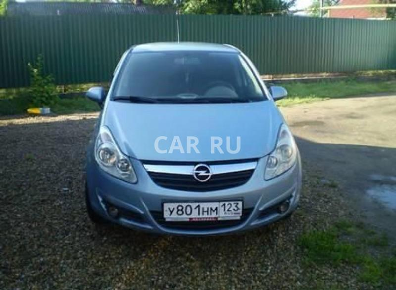 Opel Corsa, Армавир