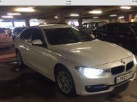 BMW 3-series, 2013 г. в городе Челябинск