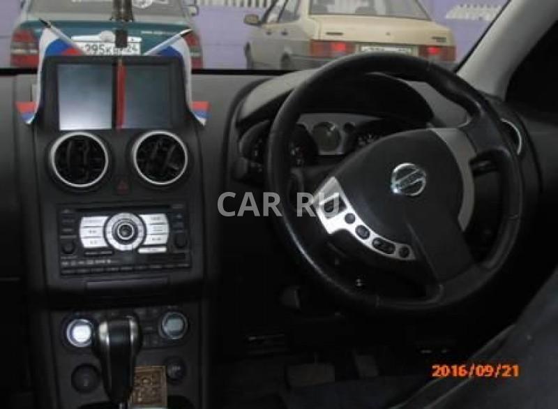 Nissan Dualis, Ачинск