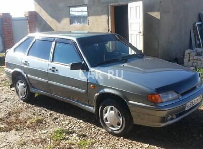 Lada 2114, Агинское