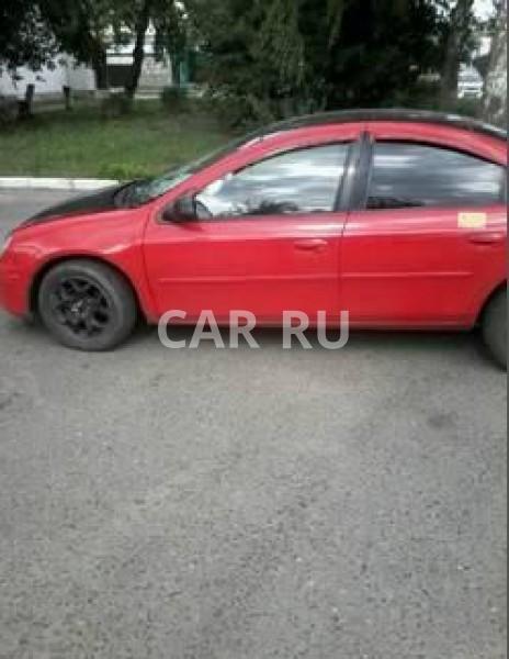 Dodge Neon, Барнаул
