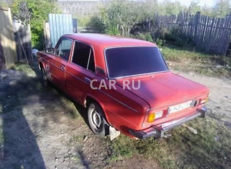 Lada 2106, Агинское