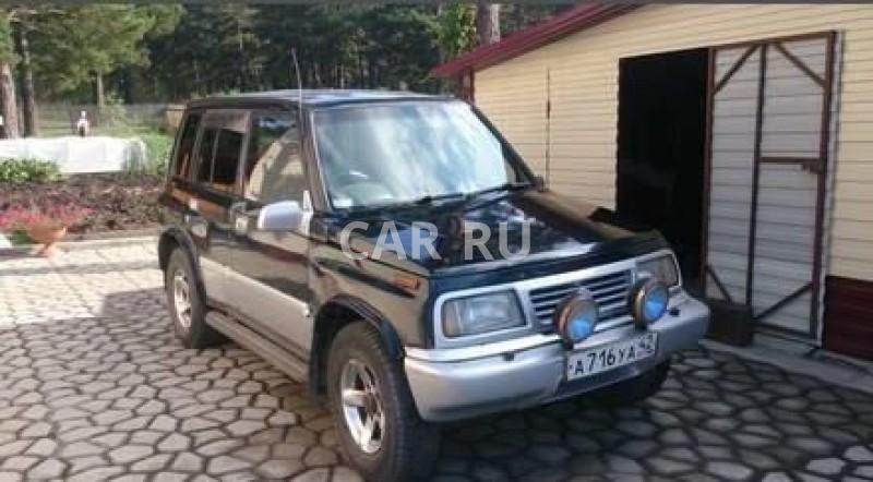 Suzuki Escudo, Белово