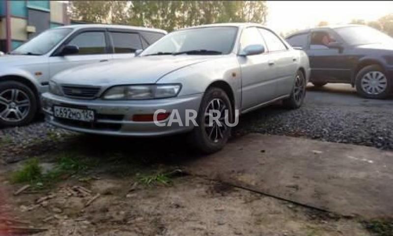 Toyota Carina ED, Ачинск