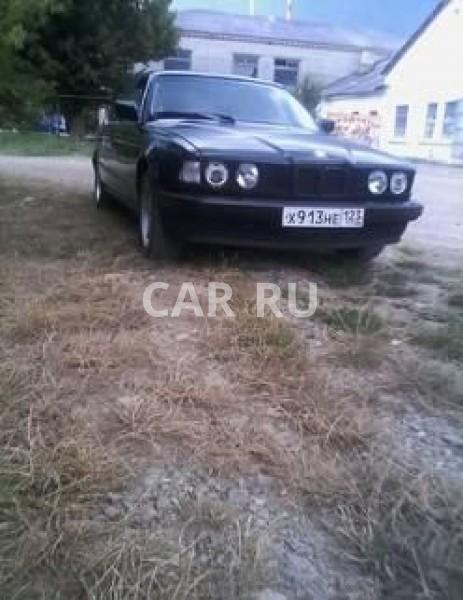 BMW 7-series, Абинск