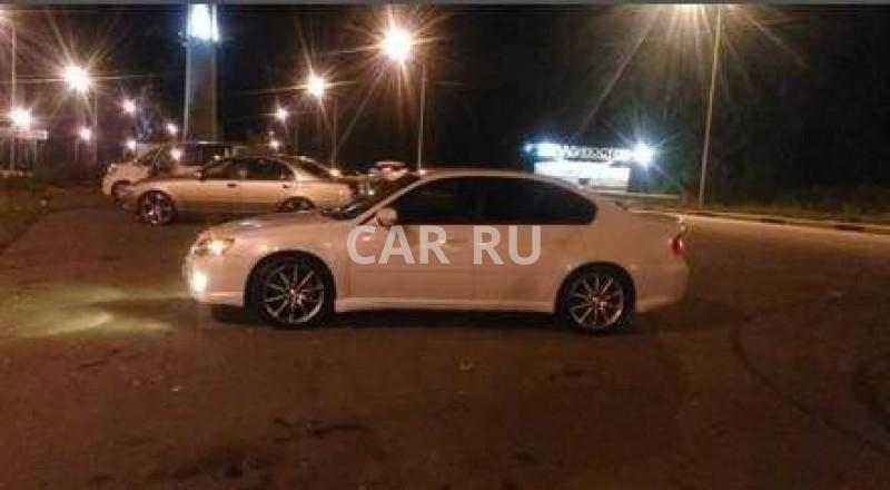 Subaru Legacy B4, Артём