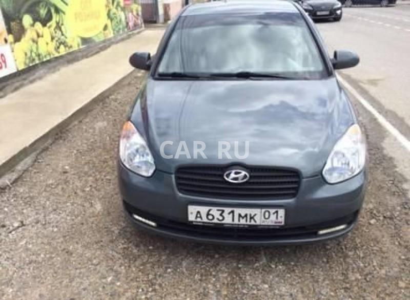 Hyundai Verna, Анапа