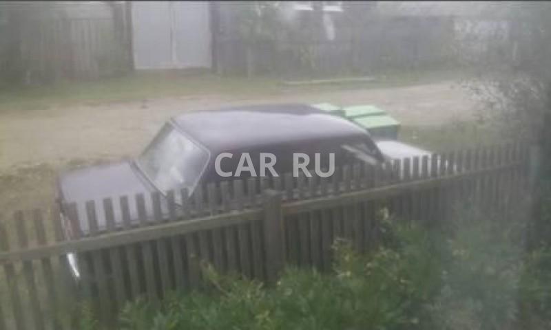 Lada 2107, Алнаши
