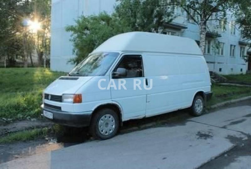 Volkswagen Transporter, Бежецк