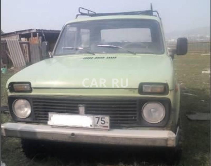 Lada 2121, Агинское