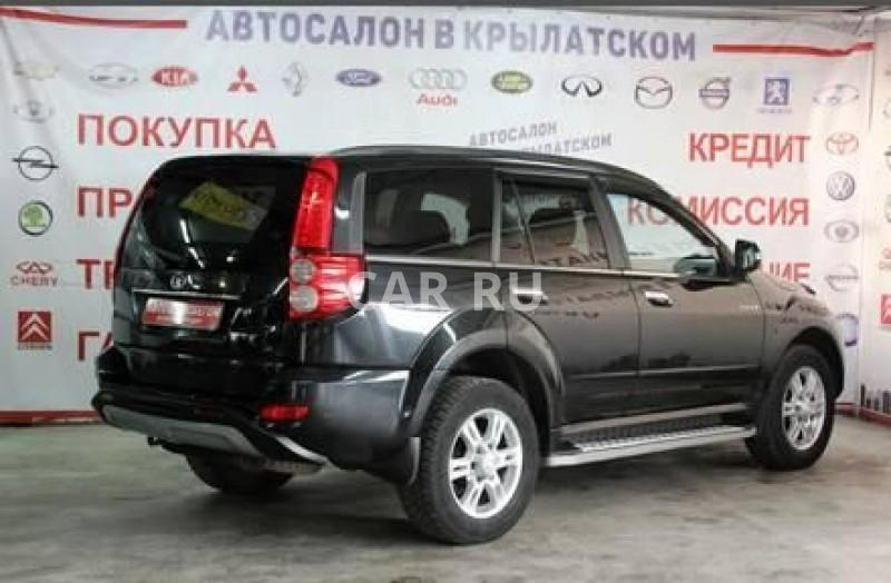 Great Wall Hover H5, Барнаул