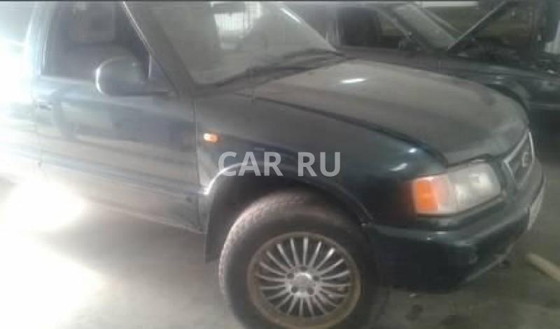 Chevrolet Blazer, Ангарск