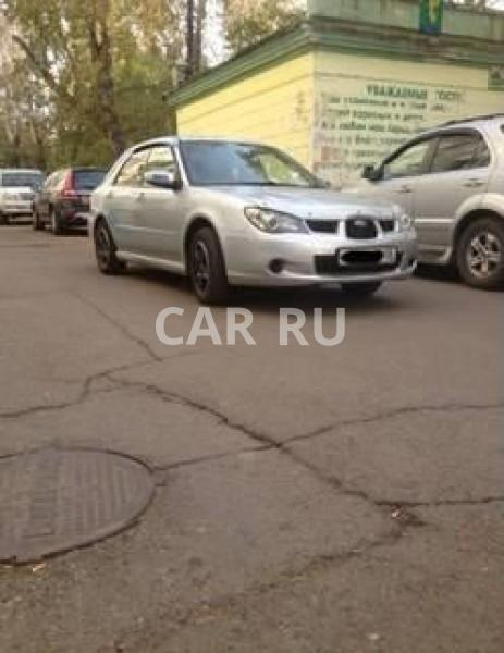 Subaru Impreza, Ангарск
