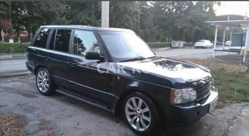 Land Rover Range Rover Sport, Армавир