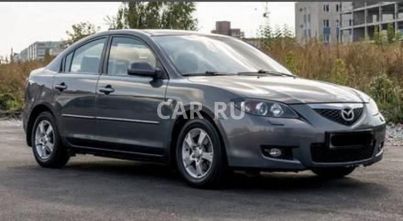 Mazda 3, Барнаул
