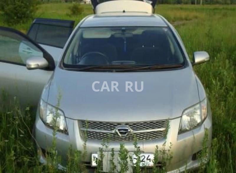 Toyota Corolla Fielder, Ачинск