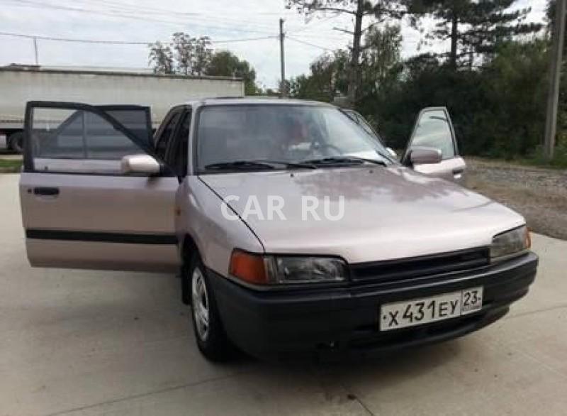 Mazda 323, Абинск