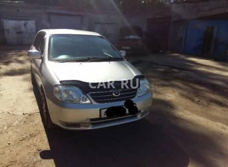 Toyota Corolla Runx, Ангарск