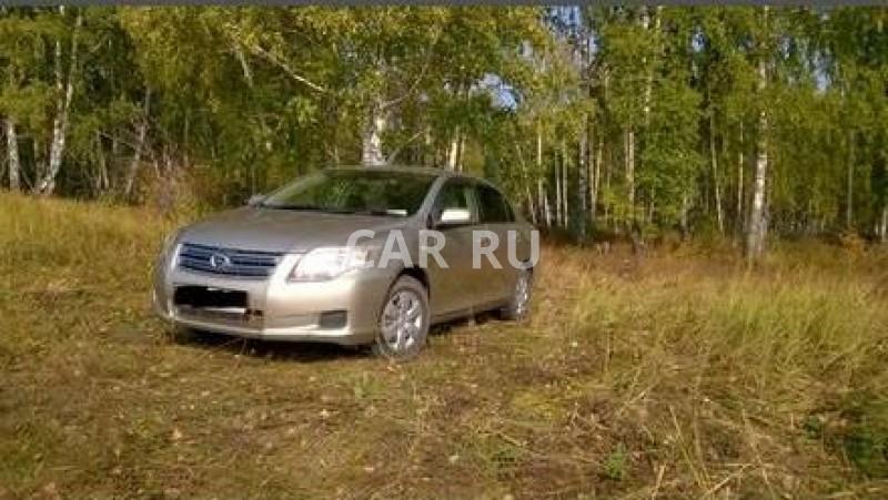 Toyota Corolla Axio, Ачинск