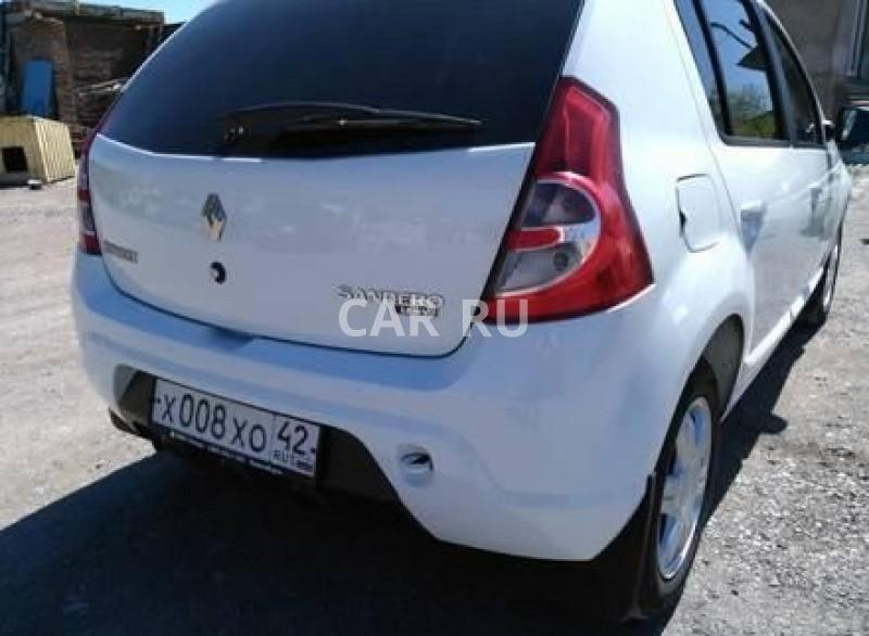 Renault Sandero, Белово