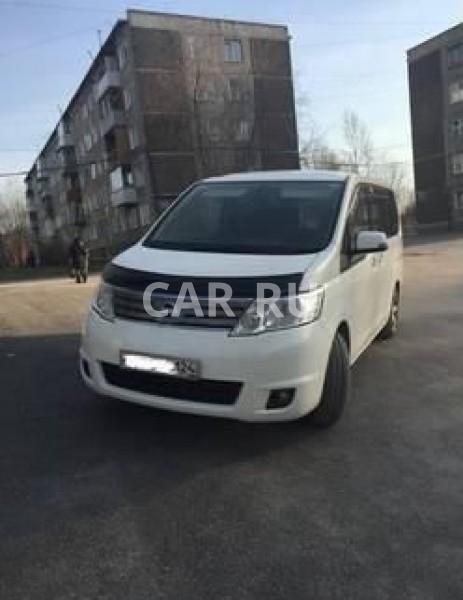 Nissan Serena, Ачинск