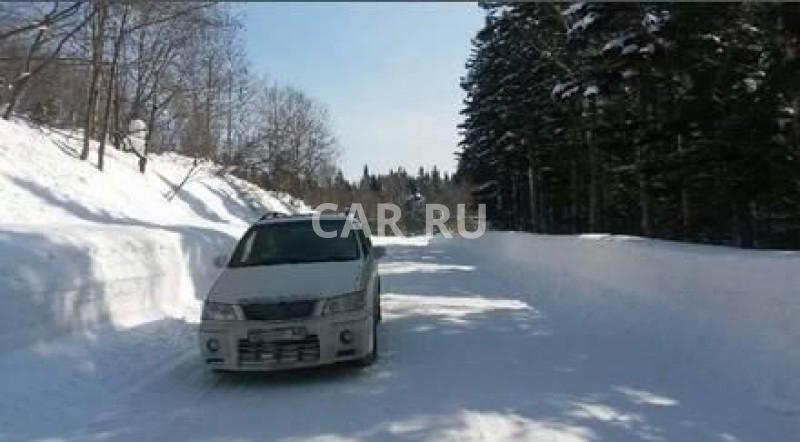 Nissan Presage, Александровск-Сахалинский