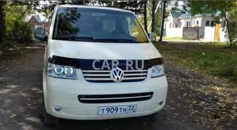 Volkswagen Caravelle, Барнаул