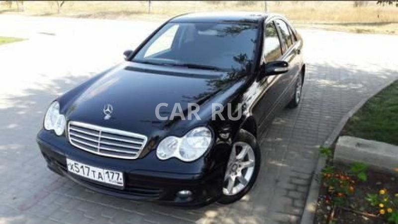Mercedes C-Class, Бахчисарай