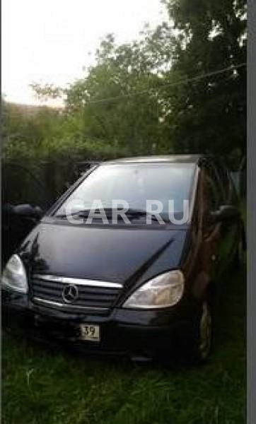 Mercedes A-Class, Балтийск