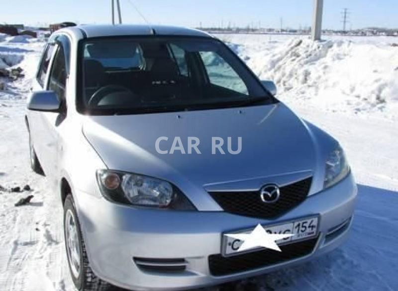 Mazda Demio, Барабинск