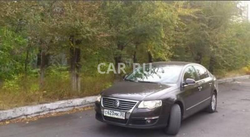 Volkswagen Passat, Астрахань