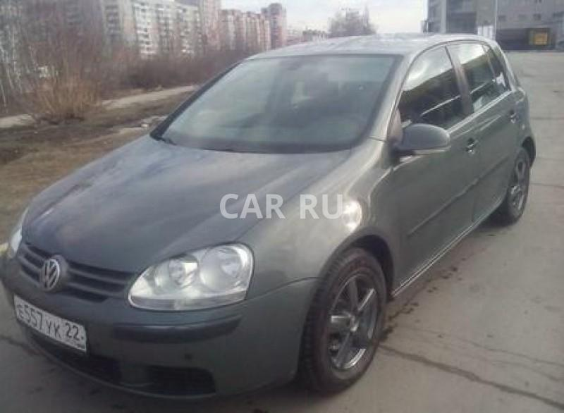 Volkswagen Golf, Барнаул