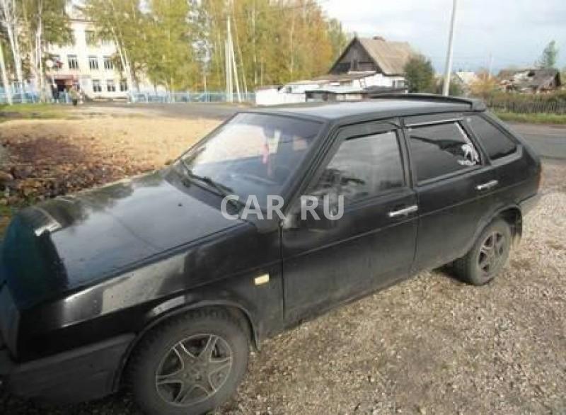 Lada 2109, Анжеро-Судженск