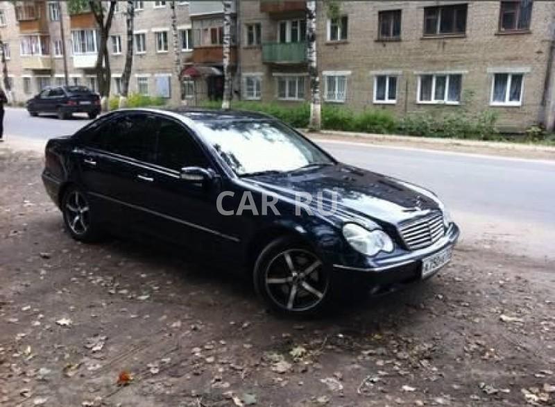 Mercedes C-Class, Александров