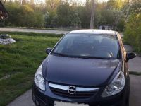 Opel Corsa, 2007 г. в городе Череповец