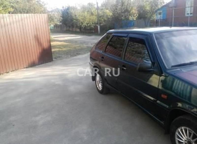 Lada 2114, Армавир