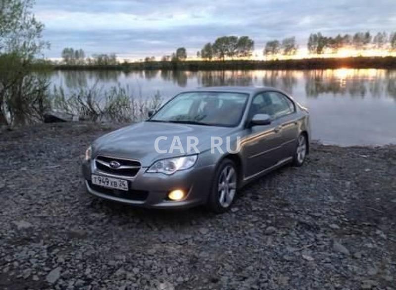 Subaru Legacy, Ачинск