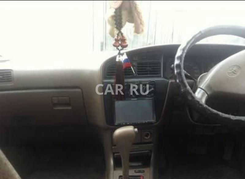 Toyota Vista, Архара