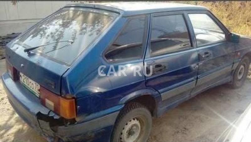 Lada 2114, Асино