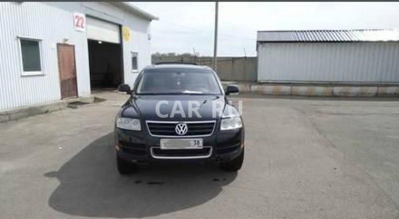 Volkswagen Touareg, Ангарск