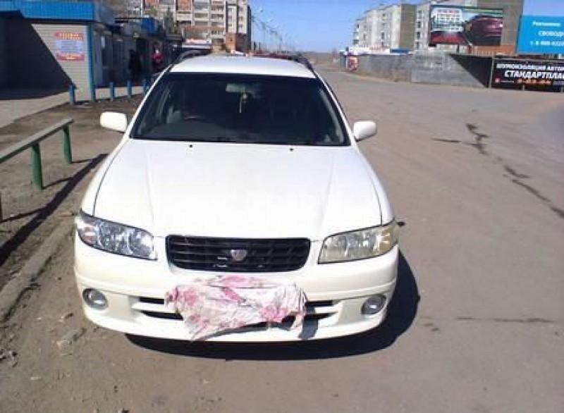 Nissan Avenir Salut, Ачинск