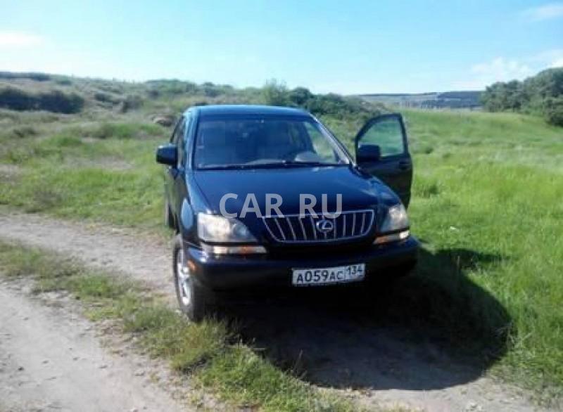 Lexus RX, Балаклава