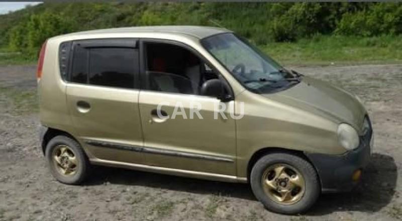 Hyundai Atos, Барнаул