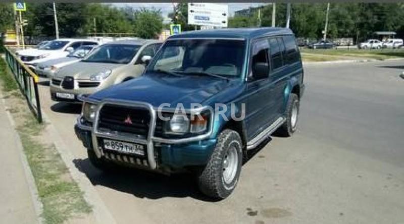 Mitsubishi Pajero, Астрахань