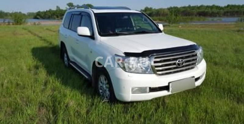 Toyota Land Cruiser, Абакан